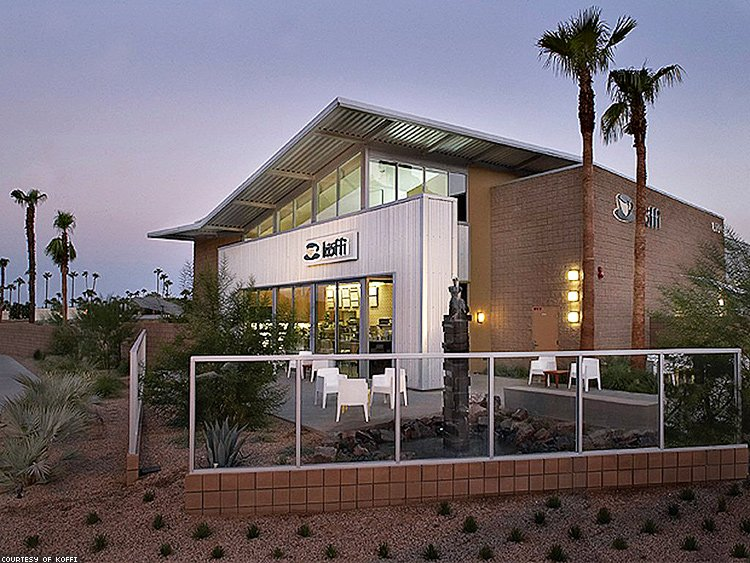 A Queer City Council Is Just the Beginning for Roaring Palm Springs