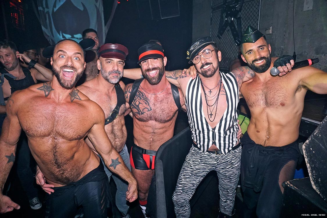 The 'Deviants' of Folsom Street Fair Pose in All Their Naughty Glory