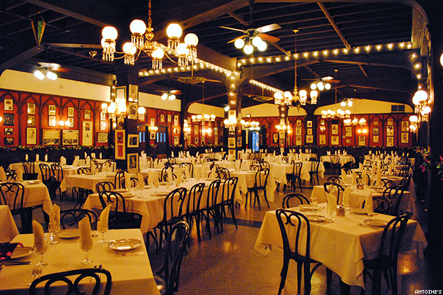 How i got my mojo back after a trip to n 39 awlins for Best private dining rooms new orleans