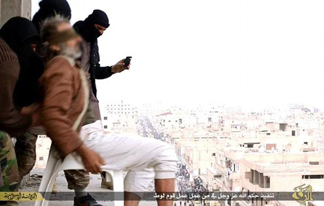 ISIS Roof And Stoning 1 X633 0