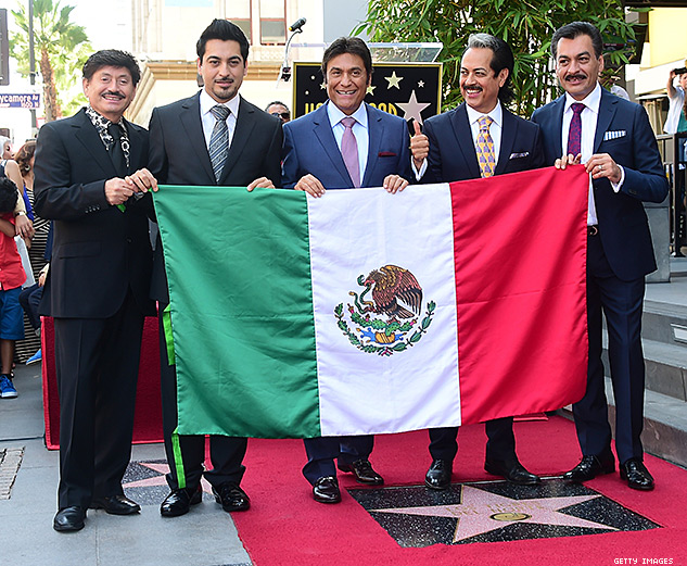 TIGRES DEL NORTE HOLLYWOODX633 0