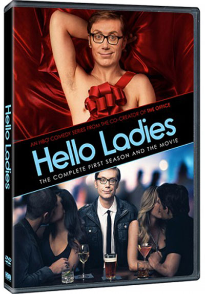 Hello Ladies The Complete Series And The Movie Dvd 500 0