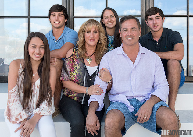 Jazz Jennings Family Portrait X633 0