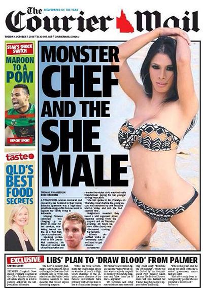 Courier Mail Cover X400d 0