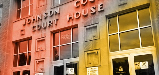 Johnson County Court Housex633 0
