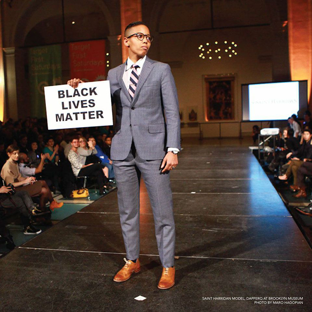 Black Lives Matter Fashion Show