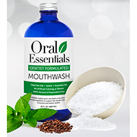 Oral Essentials Mouthwash 0
