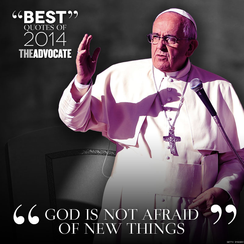 Image result for god is not afraid of new things