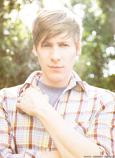 Forty Under 40: Dustin    Lance Black