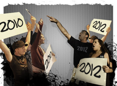 2010? 2012? The Fight in California Continues