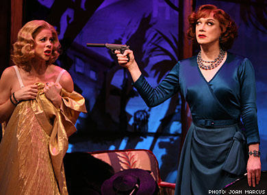 Charles Busch: Broad Appeal