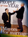 People of the             year: Mayors for Marriage