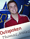 Outspoken: Thomas             Moleski