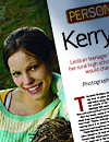 Kerry's courage