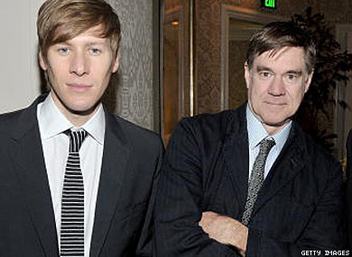 People of the             Year: Gus Van Sant and Dustin Lance Black