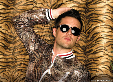 from Carson is brandon flowers gay