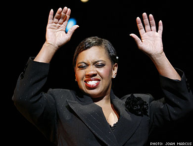 Chandra Wilson: When You're Good to Chandra