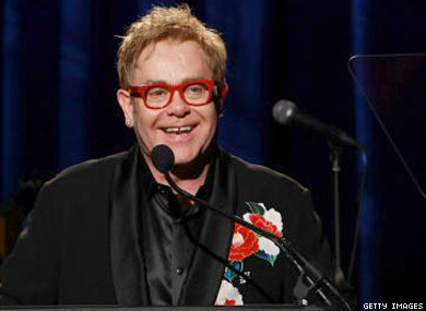 Elton John Returns to Wyoming for Matthew Shepard