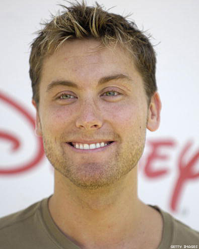 Dancing With Lance Bass