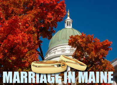 Maine Moves Into High    Gear