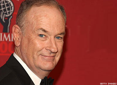 Bill O'Reilly Really Likes You