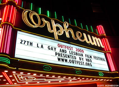 Outfest Kicks Off at Orpheum