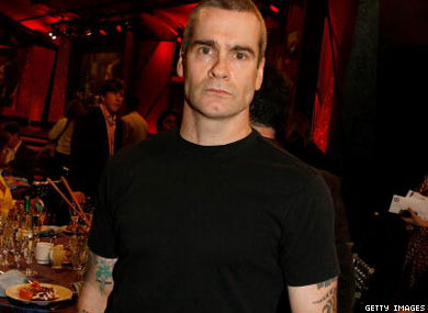 Henry Rollins             Stands Up Against Prop. 8