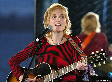 "Jill Sobule     ""Kissed a Girl"" First"