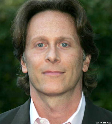 Steven             Weber Plays the Political Card