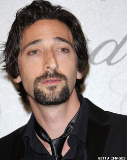 Big Gay Following: Adrien Brody