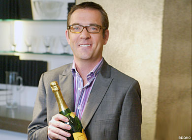 Ted Allen Dines Out for Life