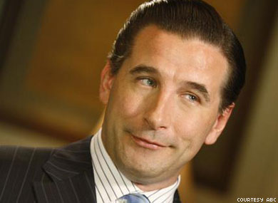 Billy Baldwin             Pleads for Return of Dirty Sexy Money