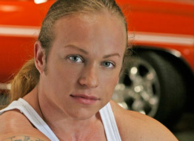 Boxer Goes Trans             for Eli Stone