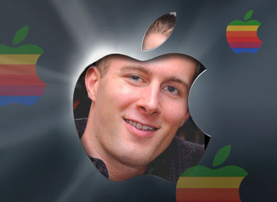 Apple's Gay Poster Boy