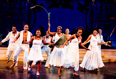 Billy Porter's Once on This Island Charms
