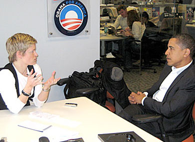 Obama Talks All Things LGBT With The Advocate