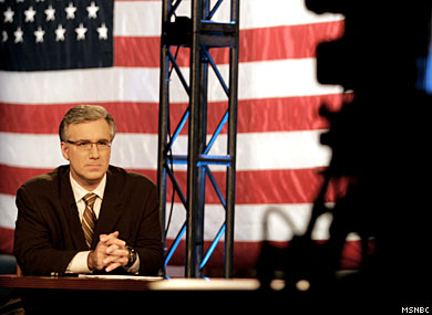 People of             the Year Extended: Keith Olbermann