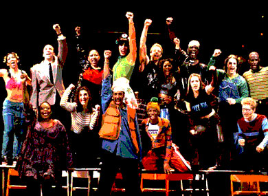 Canceled High School     Production of     Rent     Back On