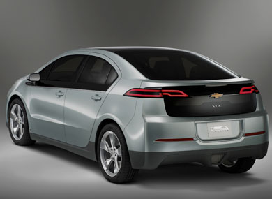 Chevy Volt: The             Jolt GM Needs?
