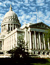 Wisconsin             lawmakers approve same-sex marriage ban