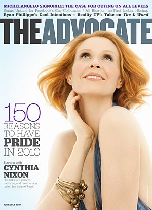 Cynthia Nixon is More Than Just Sex