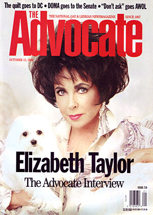 The Passion of Elizabeth Taylor