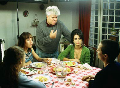 Almodóvar Gets Psychoanalyzed