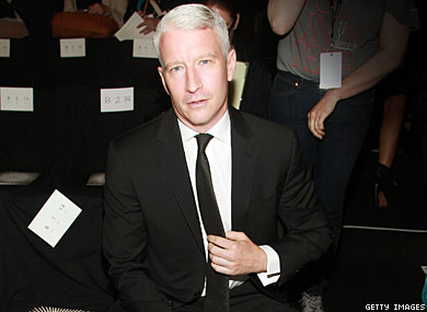 Anderson Cooper to Make Broadway Debut