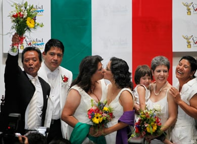 Marriage Equality Win in Mexico