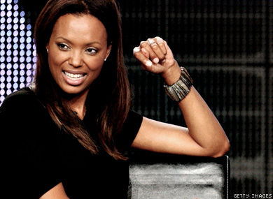 Aisha Tyler Kicking Ass and Taking Names
