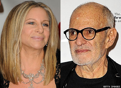 Streisand, Kramer Still at Odds