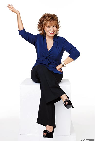 Joy Behar: Pride and Joy