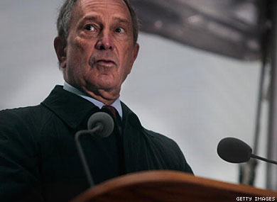 Bloomberg: Gay Marriage is No. 1 Priority