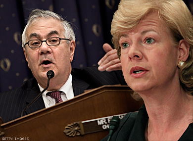 Barney Frank Tammy Baldwin Time For ENDA is Now